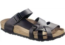 New BIRKENSTOCK  PISA BLACK WOMENS EUR 38 M