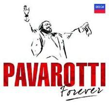 "LUCIANO PAVAROTTI ""PAVAROTTI FOREVER"" 2 CD NEW!"
