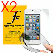 2 X 9H Hd Flexible Escudo Protector de Pantalla de Vidrio Templado para Apple iPhone 5C