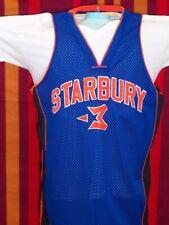 Starbury Mesh JERSEY Stephon Marbury BLUE Tank Top LARGE Shirt #3 NBA Beijing