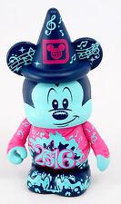 NEW Walt Disney World Vinylmation 2016 Pink & Blue Sorcerer Mickey VARIANT