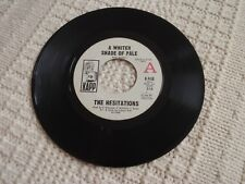 THE HESITATIONS A WHITER SHADE OF PALE/WITH PEN IN HAND KAPP 948 PROMO