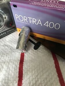 127 film,New Freshly cut Kodak Portra 400