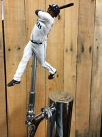 SEATTLE MARINERS Tap Handle Ken Griffey Jr BASEBALL Beer Keg White Jersey