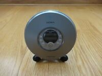 Sony D-NF420 FM/AM Radio Altrac3plus MP3 CD Portable Compact Disc Player