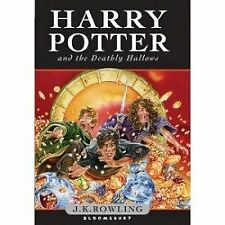 Harry Potter and the Deathly Hallows: Deluxe Editi