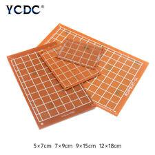 PROTOTYPE PCB CIRCUIT BOARD STRIP BREADBOARD FOR DIY SOLDERING 5/10PCS PACK 125