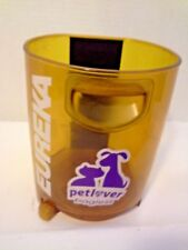 Eureka Pet Lovers Model #8852BVZ Dirt Cup Part Number 78437-1