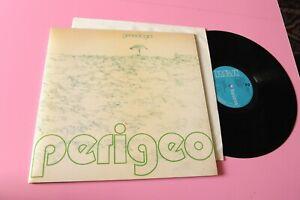 PERIGEO LP GENEALOGIA ORIG ITALY PROG 1974 MINT GATEFOLD LAMINATED COVER