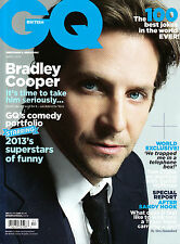 GQ UK April 2013 BRADLEY COOPER Dustin Hoffman BAR PALY Aubrey Plaza @NEW@