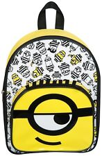 MINIONS Despicable Me 3 Backpack Kids Bag Rucksack School Nursery - Junior Size