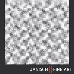 FRANCOIS MORELLET - handsigniert, Auflage 90, 1961/1975 - Konkrete Kunst!