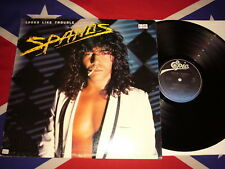 Danny Spanos-looks like Trouble LP AOR 1985