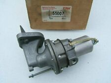 TRW 55007 Mechanical Fuel Pump M857 Chrysler 230 265 6cyl Industrial W/filter