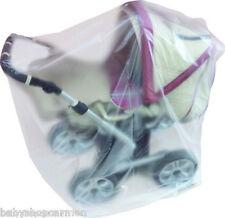 Staubhülle Staubschutzhülle Abdeckung Plane für Kinderwagen Zwillingskinderwagen