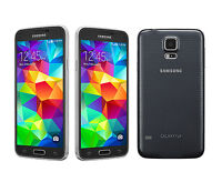 """5.1"""" Samsung Galaxy S5 G900T - 4G LTE Android Mobile Phone - Black"""