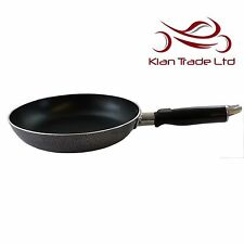 "20cm (8"" Inch) Non-stick Frying Pan Aluminium Best Easy Clean Frypan Cookware"