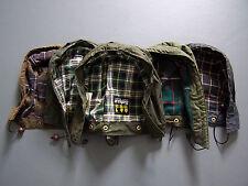 Barbour Waxed Hood Hoods Border Bedale Gamefair etc A106 A127 A128 A411 vintage
