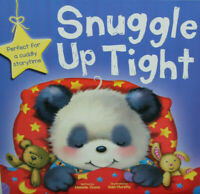 SNUGGLE UP TIGHT LARGE KIDS BABY TODDLER PICTURE BEDTIME STORY BOOK GIFT