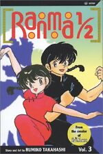 Ranma 1/2, Vol. 3 by Rumiko Takahashi