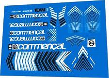 COMMENCAL Supreme DH V3 Sticker / Decal Set