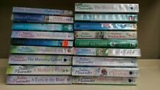 DEBBIE MACOMBER: Job lot box collection of 18 adult fiction books