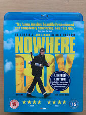 Nowhere Boy Blu-ray 2009 John Lennon Beatles Biopic Rare w/ Slipcover + Booklet