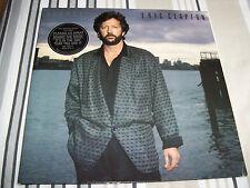Eric Clapton - August  1986  - Vinyl Album