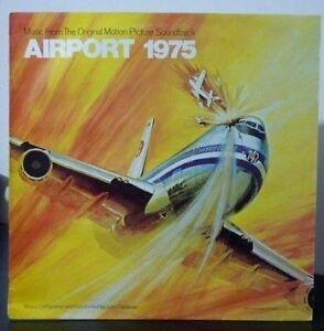 John Cavacas - Airport 1975 (Soundtrack) - U.K 1st Press - VG+/NM Vinyl LP