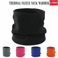 KYB® Polar Fleece Neck Warmer Tube Thermal Cycling Winter Snood Scarf Face Mask