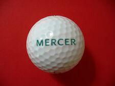 Pelota de golf con logo-Mercer-golf logotipo pelota como recuerdo regalo talismán...