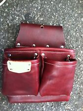 American Leather Craft 8 Pocket Nail Pouch