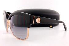 Sunglasses Juicy Couture 584  s 0qfe Black Rose Gold   ZR Gray Gradient Lens e57c83fd108
