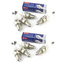 8x MG ZT 260 Genuine Denso Double Platinum Spark Plugs