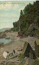 Canada Murray Bay Manoir Richelieu - Cliffs old postcard