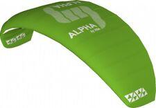 Hq4 Alpha 1.5 Quad handles 4-Line Foil Power Traction Kite + Back Pack + Extras