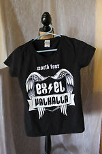 Exel World Tour Tee Shirt Women's Small 2014 2015 Cross Country World Cup