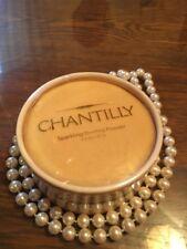 Vintage  Chantilly Sparkling Dusting Powder