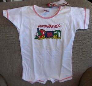 KEVIN HARVICK #29 INFANT ONE PIECE SIZE 24 MONTHS NEW WITH TAG CHASE AUTHENTICS
