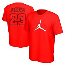 Camiseta Hombre t-shirt men 23 chicago bulls Michael Jordan
