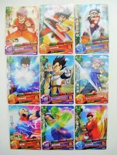 Dragon Ball	Heroes	1st 15 cards 	Test Version