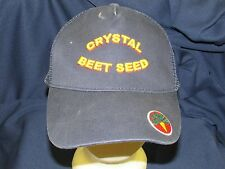 trucker hat baseball cap CRYSTAL BEET SEED style retro vintage coo style rave