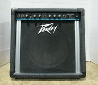 """Peavey Audition 110 25 Watt Guitar Amplifier Two Channel Combo Amp 10"""" Speaker"""