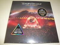 David Gilmour (Pink Floyd): Live at Pompeii Vinyl 4 LP + 24 Page Photo Booklet