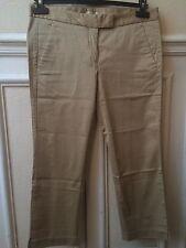 Pantalon beige - BRUCE FIELD - Taille 40