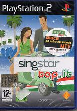 Singstar Top it - PS2 - Playstation 2