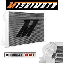 MISHIMOTO PERFORMANCE RADIATOR CHEVY GMC DURAMAX DIESEL 6.6L LB7 LLY 2001-2005