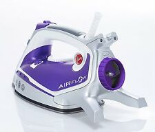 Hoover Tif2600 2600W Steam Iron - Unique Airflow Technology - Ceramic soleplate