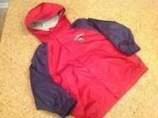 NEW Disney World Boys or Girls Small Lightweight Zipper Front Hooded Jacket NWOT