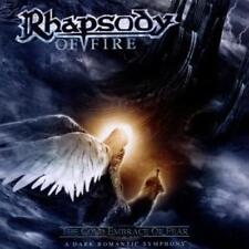 RHAPSODY OF FIRE - The cold embrace of fear     - CD NEU